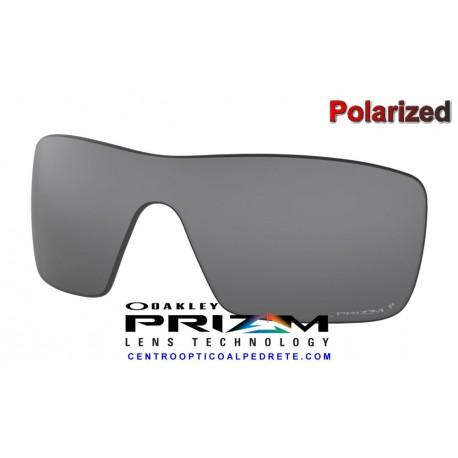 StraightBack Lens Prizm Black Polarized (102-875-015)