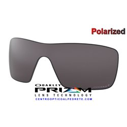 StraightBack Lens Prizm Grey Polarized (102-875-012)