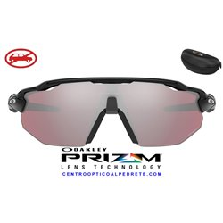 Radar EV Advancer Polished Black / Prizm Snow Black Iridium (OO9442-09)