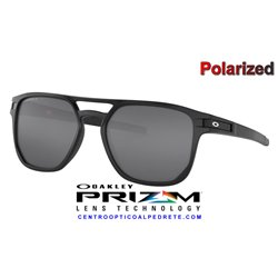 Latch Beta Matte Black / Prizm Black Polarized (OO9436-05)