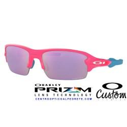Flak XS Custom Neon Pink / Prizm Trail (OJ9005-0NT)