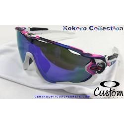 Jawbreaker Kokoro Custom Meguru Spin / Violet Iridium (OO9290-60C)