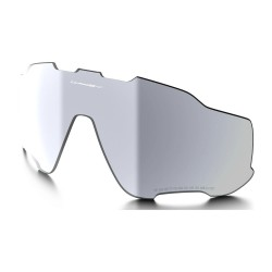Jawbreaker Lente Clear Black Iridium Photochromic Vented (101-352-009)