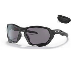 Plazma Matte Black / Prizm Grey Polarized (OO9019-02)