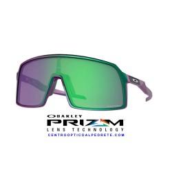 Sutro TLD Matte Purple Green Shift / Prizm Jade (OO9406-47)