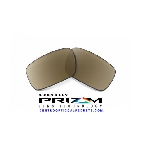 Square Wire Lente Prizm Tungsten Iridium Polarized (OO4075-14L)