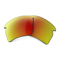 Flak 2.0 XL Lente de repuesto Fire Iridium Polarized (101-351-016)