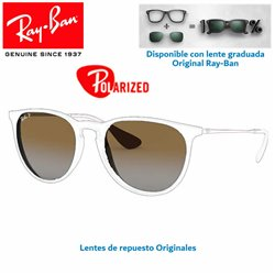 Replacement Lense Ray-Ban Erika RB-4171 Lente Brown Deg. Polar (RB4171/710/TS)