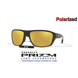 Split Shot Matte Black / Prizm 24K Polarized (OO9416-26)