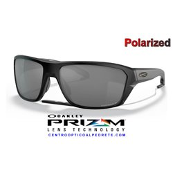 Split Shot Matte Black / Prizm Black Polarized (OO9416-24)