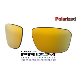 Split Shot Lente Prizm 24k Polarized (OO9416-26L)