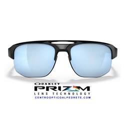 Mercenary Polished Black / Prizm Deep Water Polarized (OO9424-20)