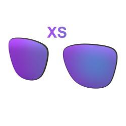 Frogskins XS Lens Violet Iridium (103-045-003)