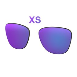 Frogskins XS Lente Violet Iridium (103-045-003)