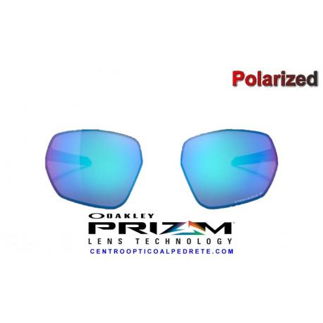 Plazma Lens Prizm Sapphire Polarized (OO9019-08L)