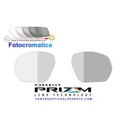 Plazma Lens Clear Black Iridium Photochromic (OO9019-05L)