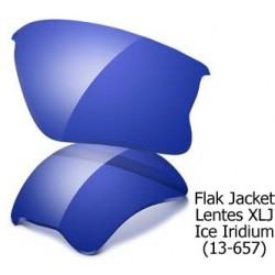Flak Jacket Lentes XLJ Ice Iridium (13-657)