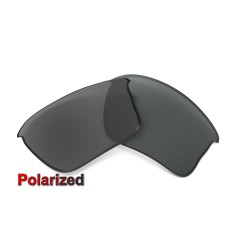 Flak Jacket XLJ lens Black Iridium Polarized (13-662)