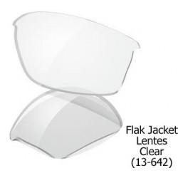 Flak Jacket Lente Clear (13-624)