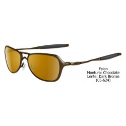 Oakley Felon Chocolate / Dark Bronze (05-624)