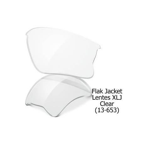Flak Jacket XLJ lens Clear (13-624)