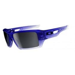 Eyepatch2 Blue Clear Fade / Black Grey Gradient (OO9136-02)