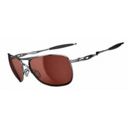 Crosshair Polished Chrome / VR28 Black Iridium (OO4060-02)