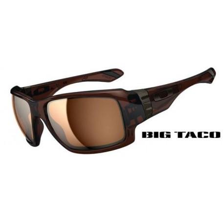 Big Taco Polished Rootbeer / Tungten Iridium (OO9173-03)