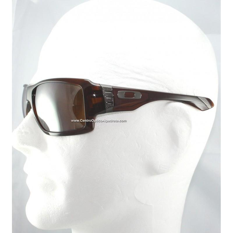 205e104812 Big Taco Polished Rootbeer sunglasses   Tungten Iridium (OO9173-03 ...