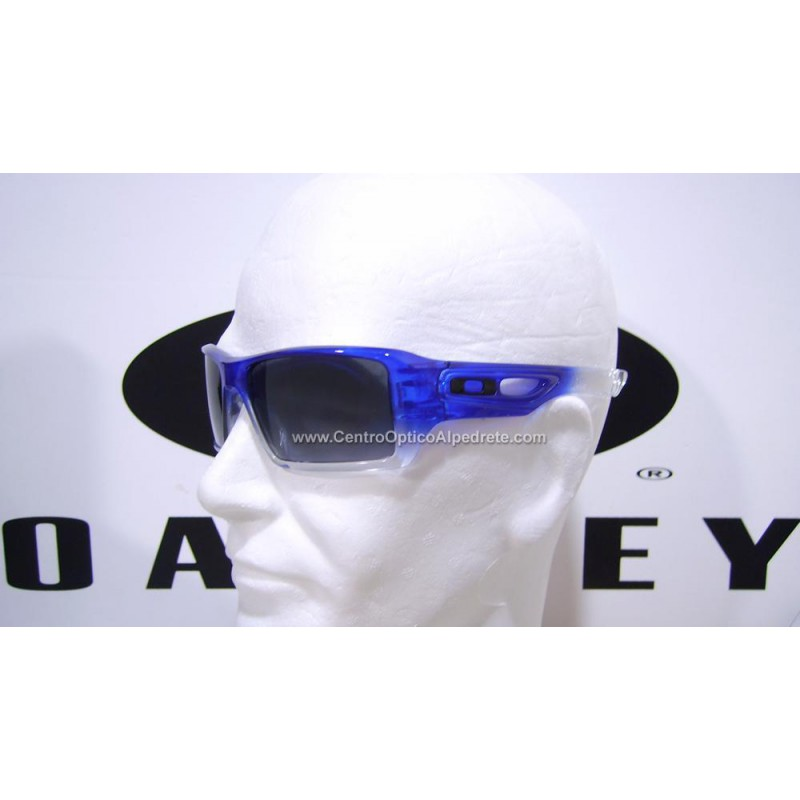 oakley eyepatch 2 blue fade