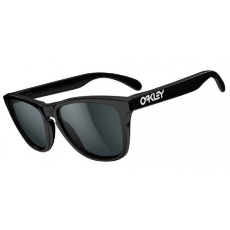 Sunglasses Oakley Frogskins Polished Black / Grey (24-306)