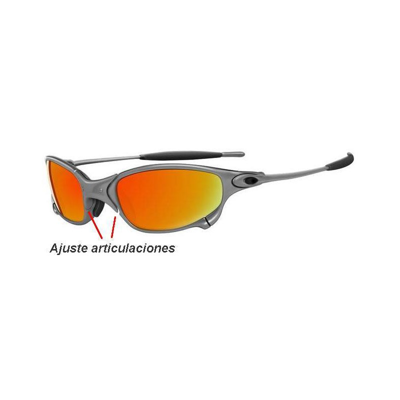 Gafas de sol Reparacion de Oakley Juliet (Ajuste / holgura del marco ...
