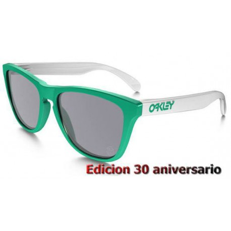 Frogskins 30 anniversary Seafoam / Grey (24-417)