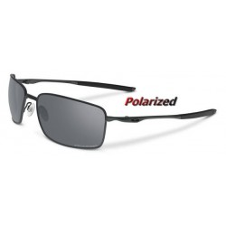Square Wire Carbon / Grey Polarized (OO9075-04)