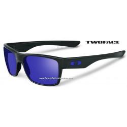 TwoFace Polished Black / Violet Iridium (OO9189-08)