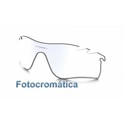 Ten Path lens Clear Black Irdium Photochromic (9181 - 09L)