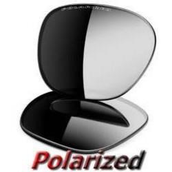 Frogskins lente Black Iridium Polarized (43-420)