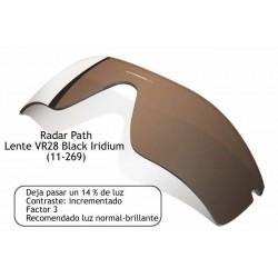 Radar Path Lente VR28 Black Iridium (11-269)