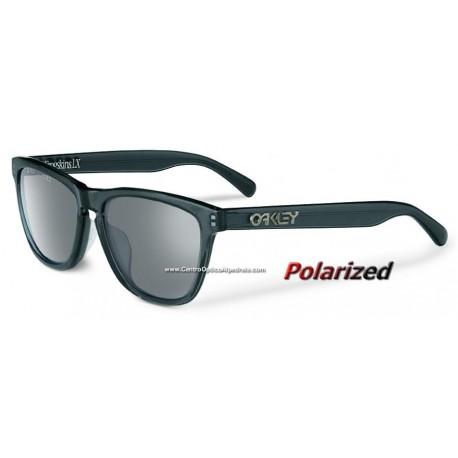 beda453c4206 Sunglasses Frogskins LX Polished Black   Black Iridium Polarized ...