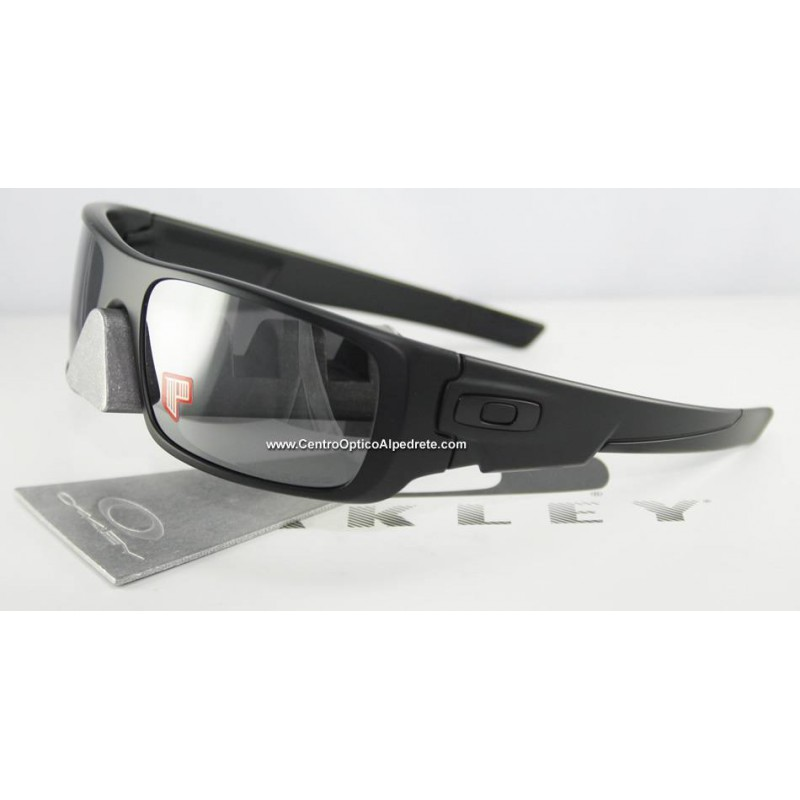 fa697f8844a Sunglasses CrankShaft Matte Black   Black Iridium Polarized (OO9239 ...
