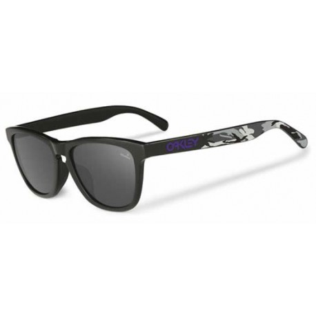 Infinite Hero Frogskins Carbon / Black Iridium (24-420)