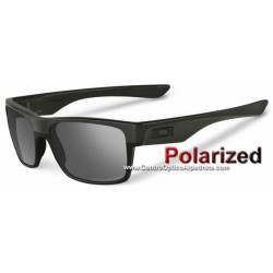 TwoFace Steel / Grey Polarized (OO9189-13)