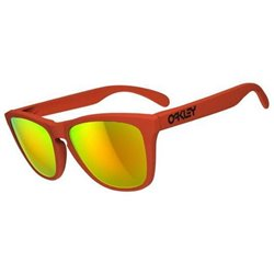 Frogskins Mesa Orange / Fire Iridium (OO9013/24-344)