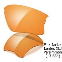 Flak Jacket lens XLJ Persimmon (13-654)