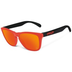 Frogskins Heritage Red / Fire Iridium (OO9013-34)