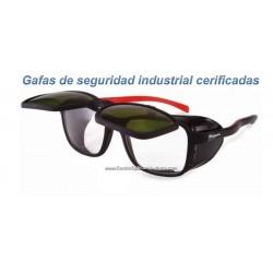 Pegaso Duplex Soldadura 1095D5 Negro / Rojo