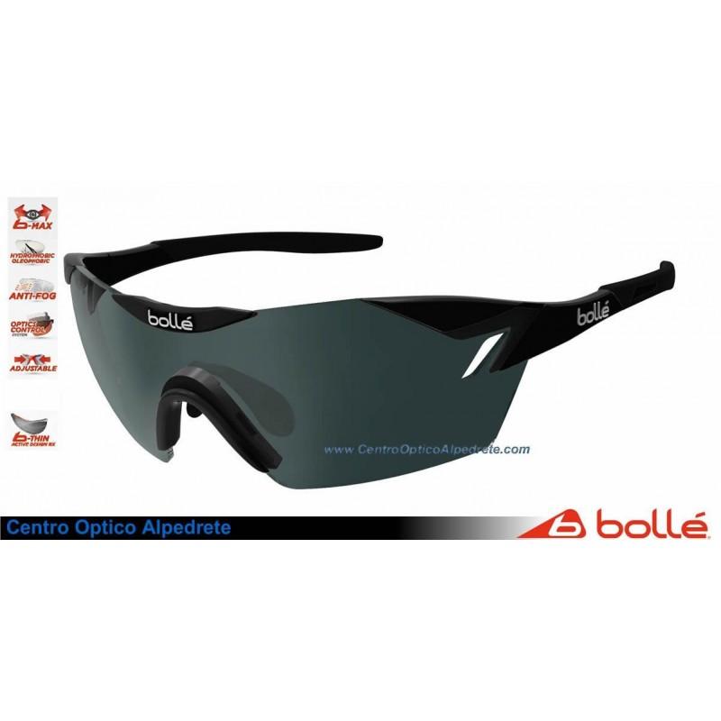d8df0e93b1 Sunglasses Bolle 6th Sense Shiny Black Black TNS oil AF (11839 ...