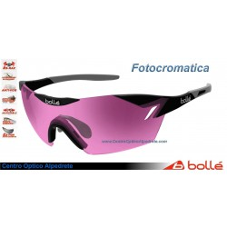 Bolle 6th Sense Shiny Black/Gray Modulator Rose Gun Oleo AF (11842)