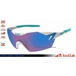 Bolle 6th Sense Shiny White/Blue Rose Blue AF (11843)
