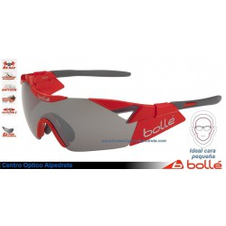 Bolle 6th Sense S Shiny Red TNS Gun (11914)